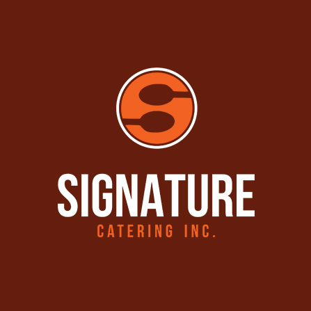 Logotip Signature Catering